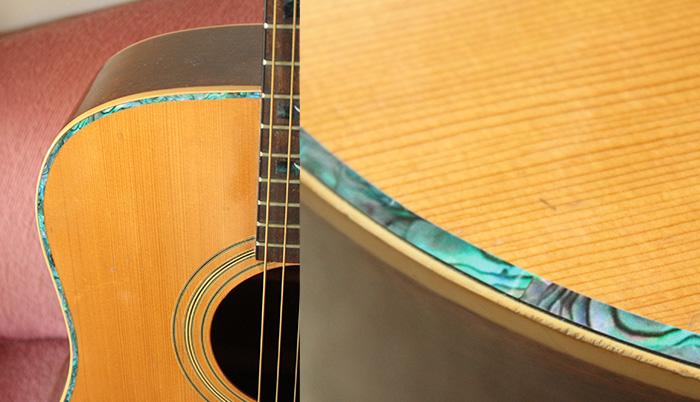Binding Sticker Decal For Guitar Body Neck Headstock